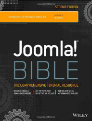 Shreves, Ric (2013) Joomla! Bible: The Comprehensive Tutorial Resource Indianapolis, IN, USA: John Wiley & Sons