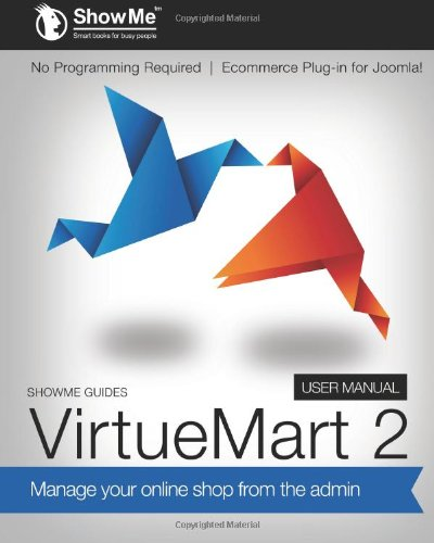 Watson, Kerry (2012) VirtueMart 2 Dripping Springs, TX, USA: OSC Manuals