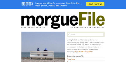 Morgue File