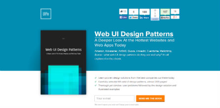 Web UI Design Patterns